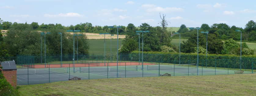 Join Caunton Tennis Club, Newark, Nottinghamshire