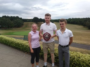 Caunton Golf Day Winners 2018