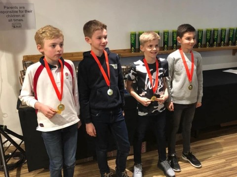 Mini Orange Summer 2018 Winners - LTA night 9th March 2019