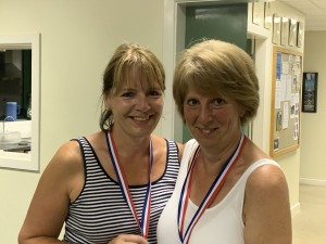 Ladies Partners Drawn Runners-up 2019