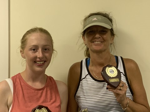 Ladies Partners Drawn Winners 2019