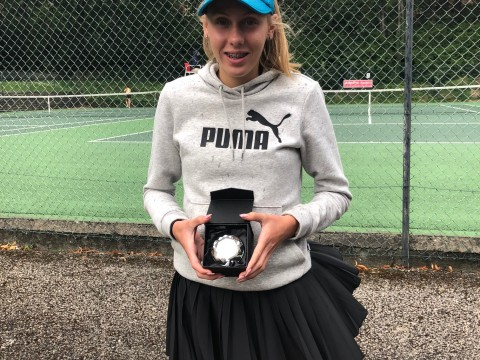County Champs 2019 Girls Runner up M.Camerson
